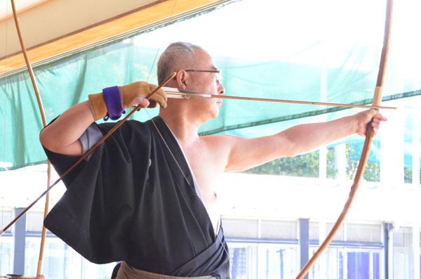 Семинар по Кюдо в Нагое, 2013