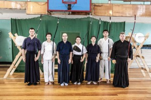 Семинары по Кюдо в Омске 2016