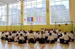 Международный семинар по Кюдо, 10 лет развития Кюдо в России