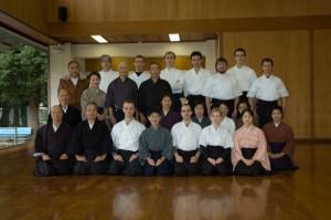 Семинар в Японии (9-15.11.2009г.)