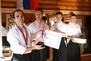 """Турнир кюдодзе """"Сейдокан"""" 2010"""